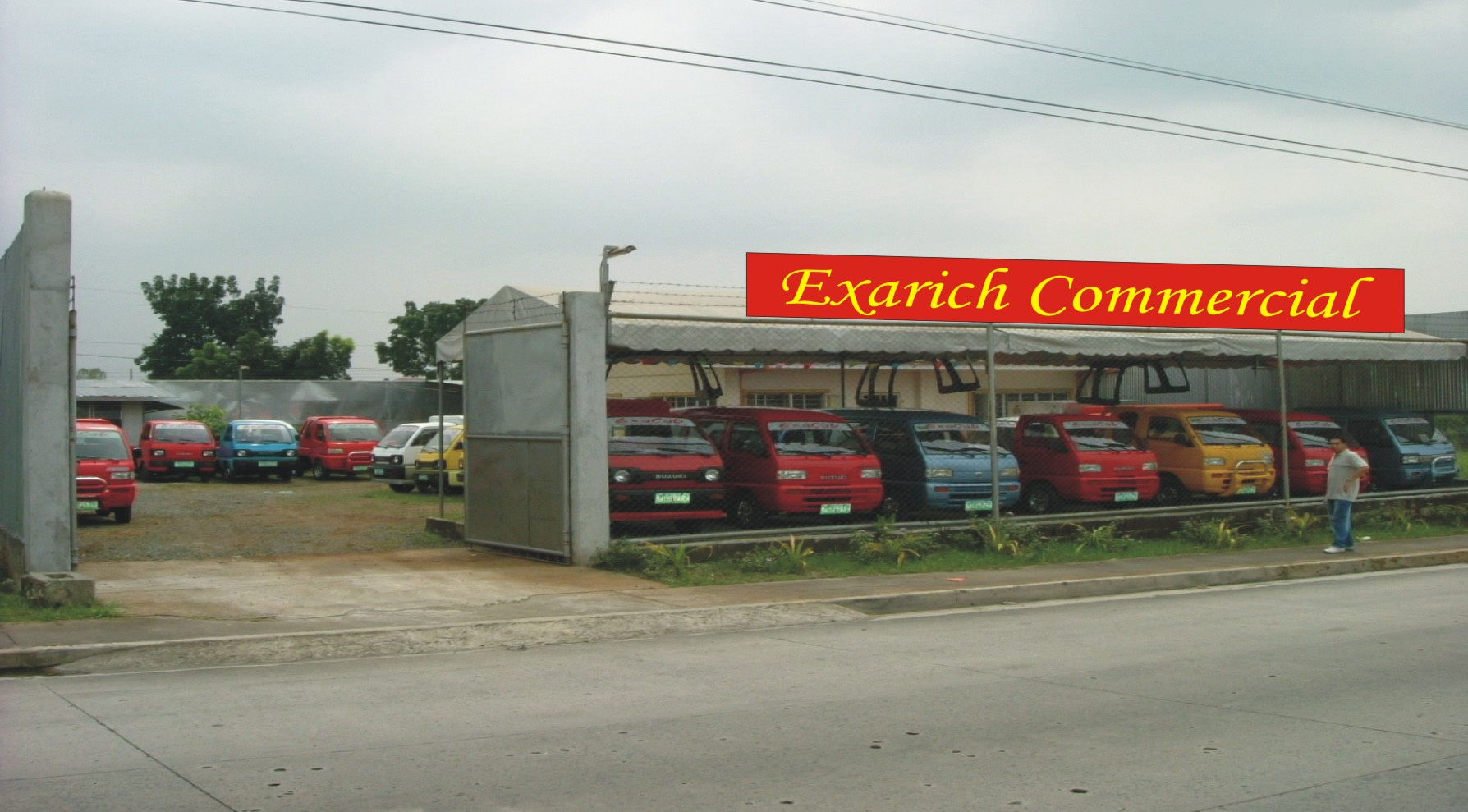 Commercial - Dealer of Exacab- a quality reconditioned Japan surplus
